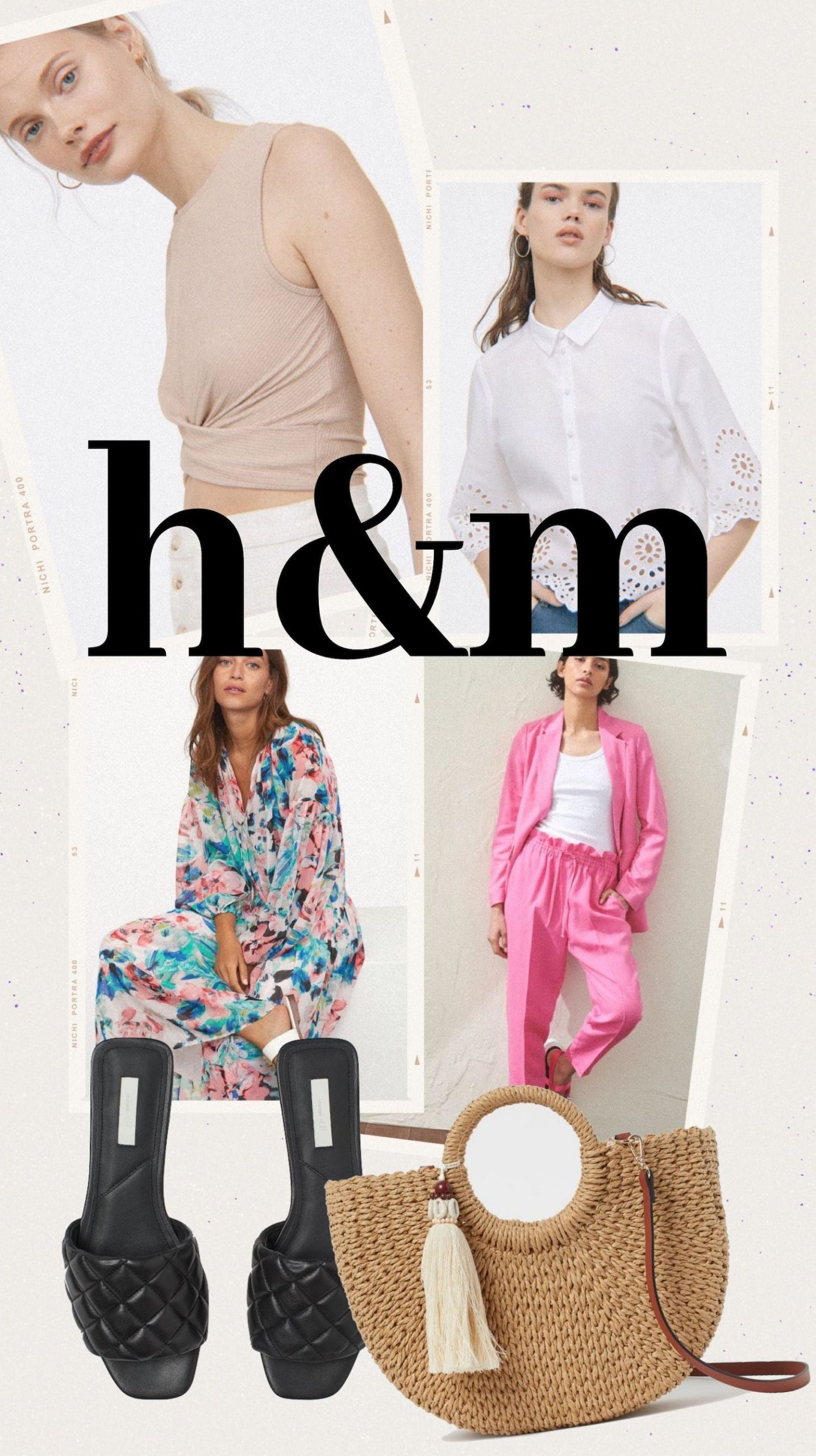 Wishlist H&M du printemps 2020 - HappinessCoco.com