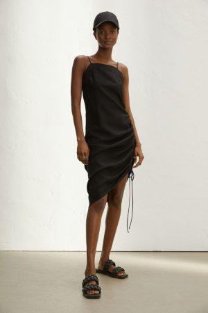 H&M Robe en lyocell mélangé